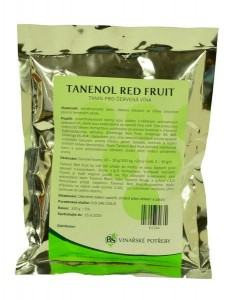 TANENOL RED FRUIT do win czerwonych 100 g